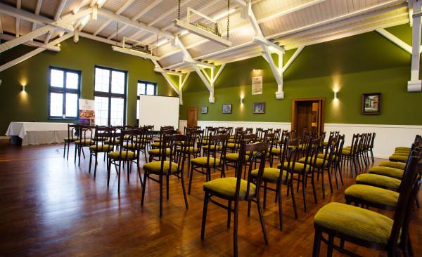 Sala konferencyjna Zielona - Śląski Kompleks Sztygarka