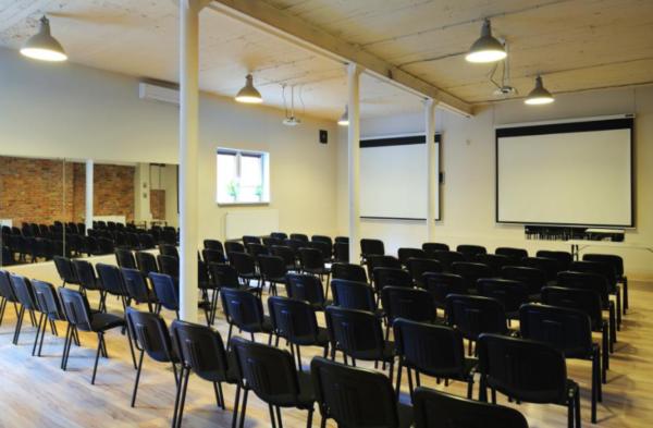 Sala konferencyjna - Pod wieżą - Śląski Kompleks Sztygarka