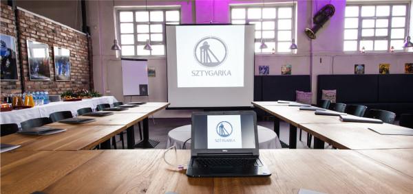 Klub Muzyczny Tlenownia - Sala konferencyjna Chorzów - Sztygarka