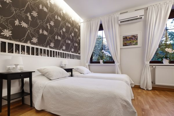 Śląski kompleks Sztygarka - pokój